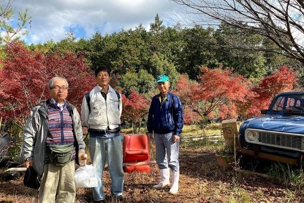 2019/11/29 光然京カルデラ訪問