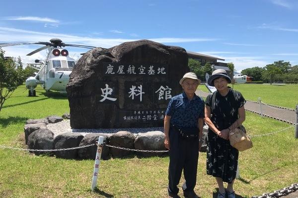 2019/07/24~26 深谷の篤農家Oさんご夫妻鹿児島訪問