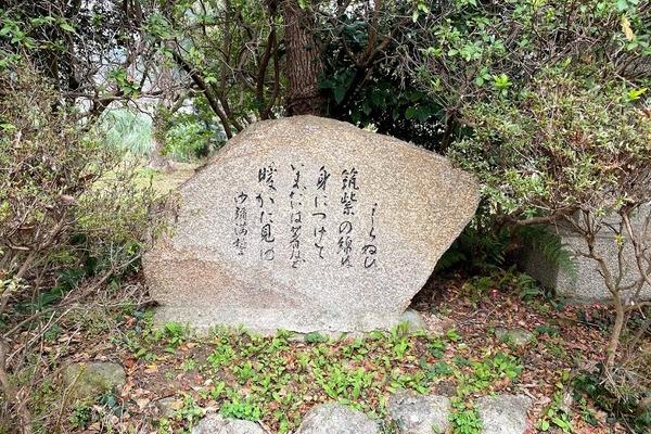 2020/01/16 史跡観世音寺の筑紫綿のルーツ
