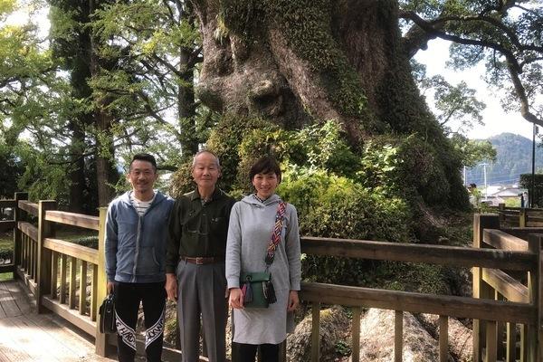 2018/11/04~5 埼玉県から農友訪問