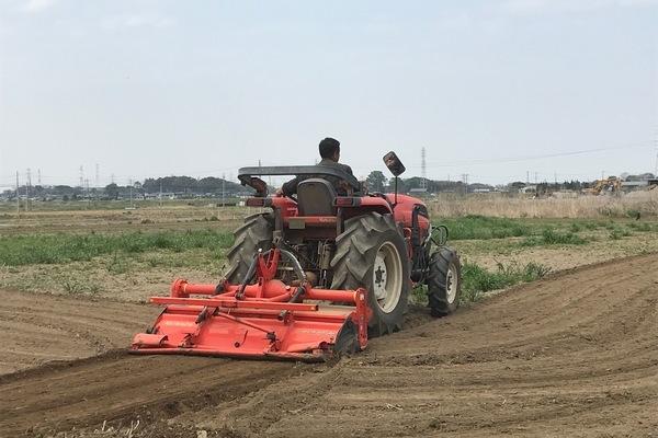 2019/04/19~22 埼玉県農業法人V社支援