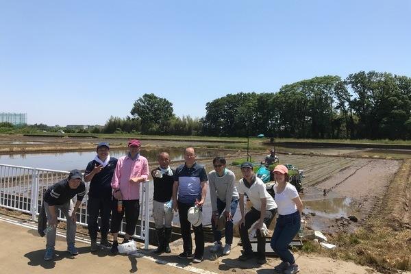 2019/05/22 大手企業H社の農業体験