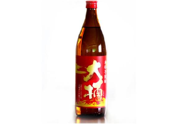 本格芋焼酎「大楠」高系14号使用黒麹仕込 1800ml