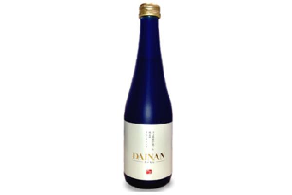 ※限定販売※ コメ農家が造ったオーガニック純米酒スパークリング『DAINAN』 375ml